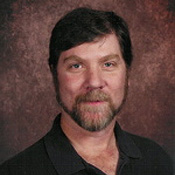 Mike Mines Portrait Photo