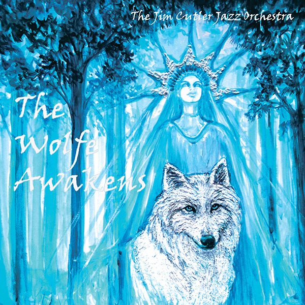 CD Cover - The Wolfe Awakens