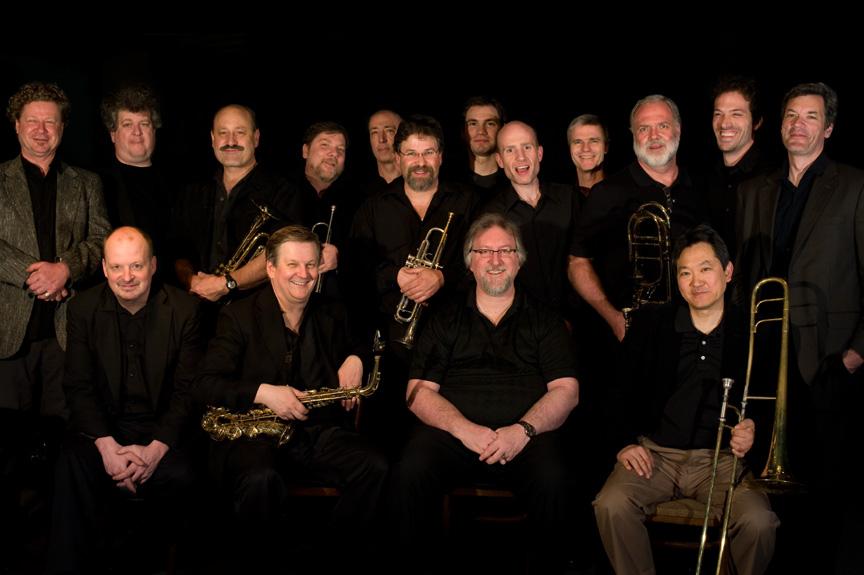 Jim Cutler Jazz Orchestra portrait